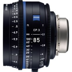 OPTIQUE ZEISS CP3 85mm T2.1 MONT EF IMPERIAL