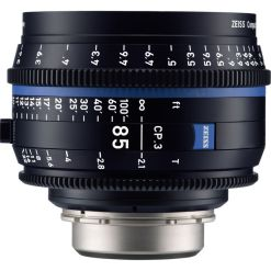 OPTIQUE ZEISS CP3 85mm T2.1 MONT E IMPERIAL
