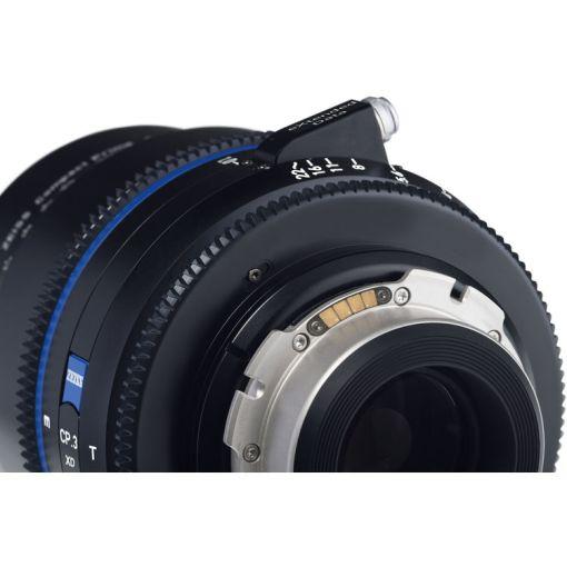 OPTIQUE ZEISS CP3 18mm T2.9 MONT PL IMPERIAL XD eXtended Da