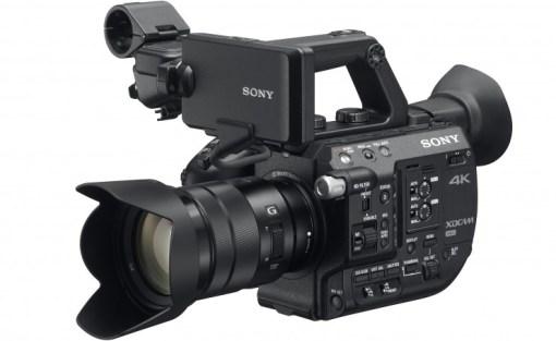 CAMESCOPE SONY PXW-FS5 AVEC UPGRADE RAW