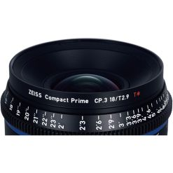 OPTIQUE ZEISS CP3 28mm T2.1 MONT F IMPERIAL