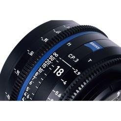 OPTIQUE ZEISS CP3 28mm T2.1 MONT F METRIQUE