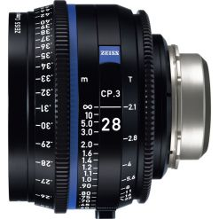 OPTIQUE ZEISS CP3 28mm T2.1 MONT EF IMPERIAL