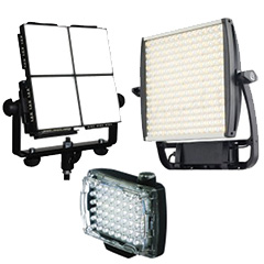 KIT LED LITEPANELS ASTRA 1x1 EP TRAVELER DUO