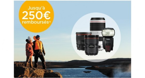 Offre Canon Expert 2017