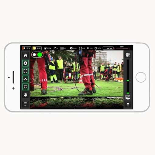 LOGICIEL IPHONE DE TOURNAGE/MONTAGE/DIFFUSION CITY PRODUCER