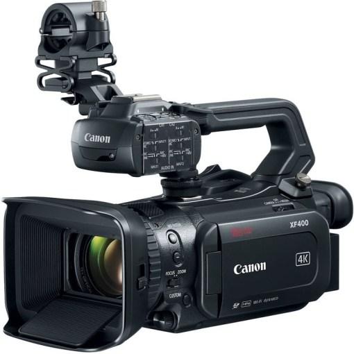 CAMESCOPE DE POING 4K CANON XF400