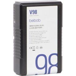 Bebob V98 - Batterie