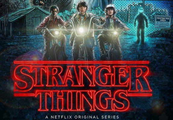 Sortie de la saison 2 de la série Stranger Things