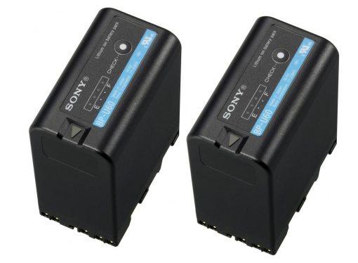 Sony BPU60 x2 - Batterie
