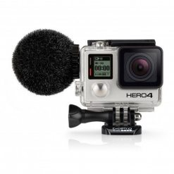 MICRO ACTION POUR CAMERA GOPRO