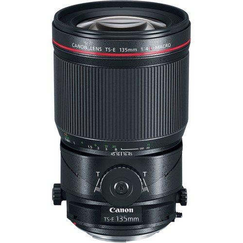 Canon TS-E 135mm F4 L Macro - Objectif Cinéma