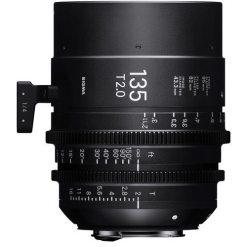 Sigma 135mm T2 FF F/CE (Canon EF) - Objectif Cinéma