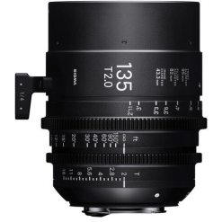 Sigma 135mm T2 FF F/AP PL - Objectif Cinéma
