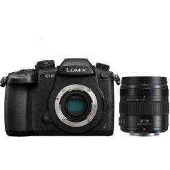 Panasonic Lumix GH5 + 12-35mm - Kit Appareil Photo et Objectif
