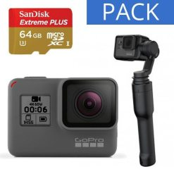 PACK GOPRO Hero 6 avec KARMA GRIP et CARTE MICRO SD