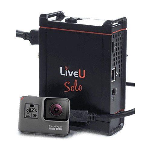ENCODEUR LIVEU SOLO HDMI (SANS DONGLES)