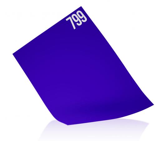 FILTRE LEE FILTER 799 SPECIAL KH LAVENDER (feuille)