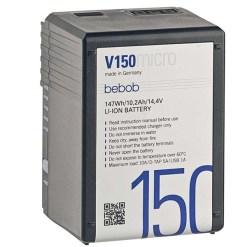Bebob V150 MINI V-Mount - Batterie