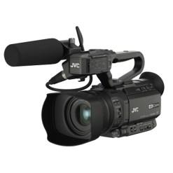 JVC GY-HM250ESB - caméra (Scoring et infographie intégrés)