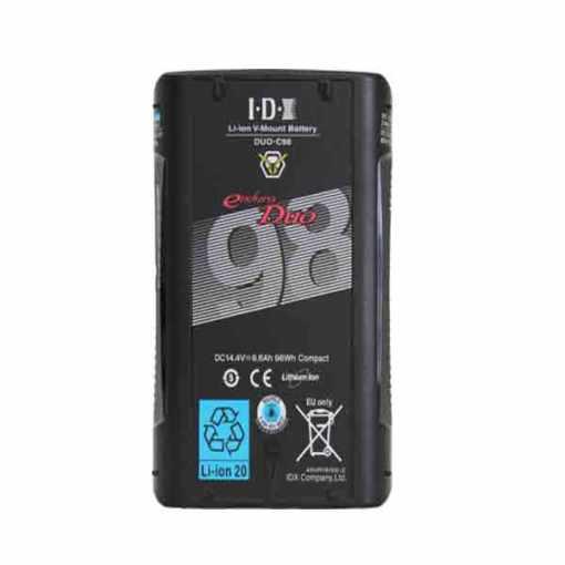 IDX DUO-C98 V-Mount - Batterie
