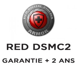 RED ARMOR – EXTENSION DE GARANTIE RED DSMC2 + 2 ANS