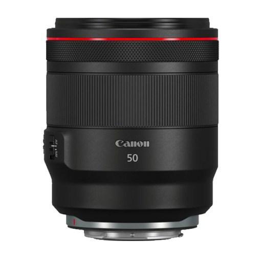 Canon RF 50mm F1.2 L USM - Objectif
