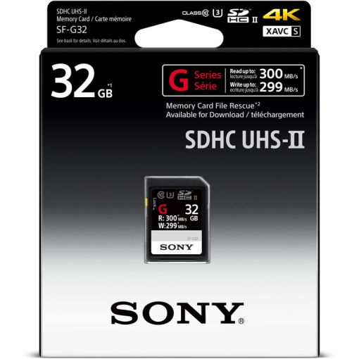 CARTE SD 128 Go SONY SF-G128