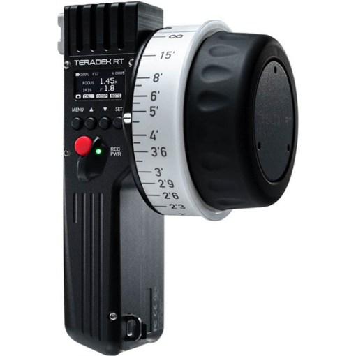 Teradek RT CTRL.1 HF - Wireless Follow Focus