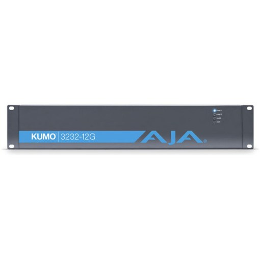 AJA KUMO 3232-12G  Compact 12G-SDI - Grille de commutation