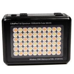 LitraPro - Torche LED Bicolore