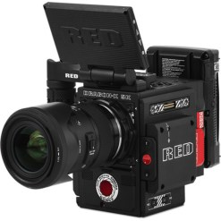 KIT CAMERA RED DSMC2 DRAGON-X