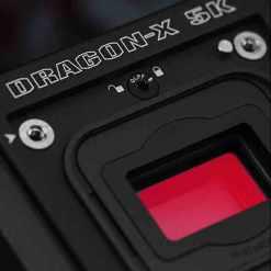 Mise à niveau de la caméra Scarlet-W vers dragon-x