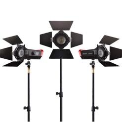 Kit torche LED Aputure LS-MINI20 DDC + trépied et sac