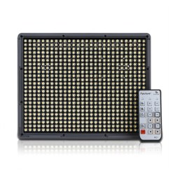 Aputure HR672W Daylight  - panneau LED wide