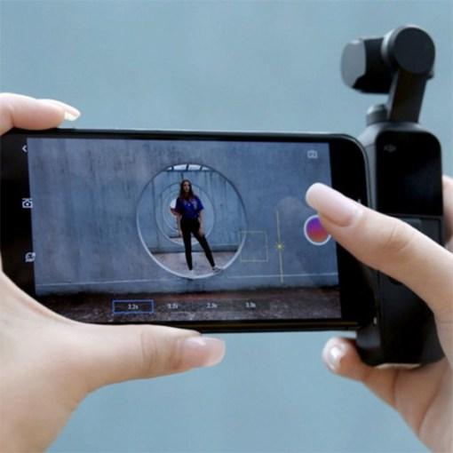 Dji Osmo Pocket - Caméra Stabilisée