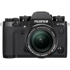FUJIFILM X-T3 NOIR+18-55