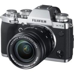 FUJIFILM X T3 SILVER+18 55