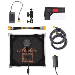 KIT PANNEAU LED ALADDIN COLOR KIT 50W BICOLOR 20W RVB