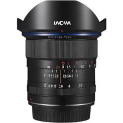 Laowa 12mm F2.8 Zero-D (Canon EF) - Objectif