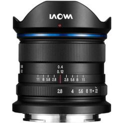 Laowa 9mm F2.8 Zero-D Sony E - Objectif