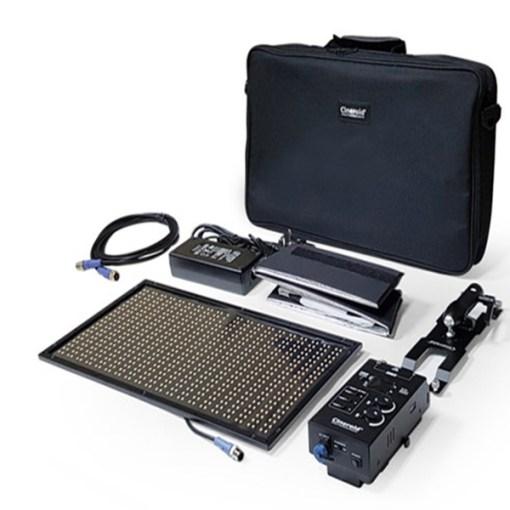 PANNEAU LED CINEROID ML800V AVEC DMX ET VMOUNT