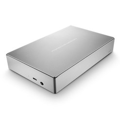 LaCie 4 To Porche Design Desktop Drive USB 3.1 - Disque Dur Externe