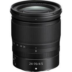Nikon Z 24-70mm F4 S - Objectif