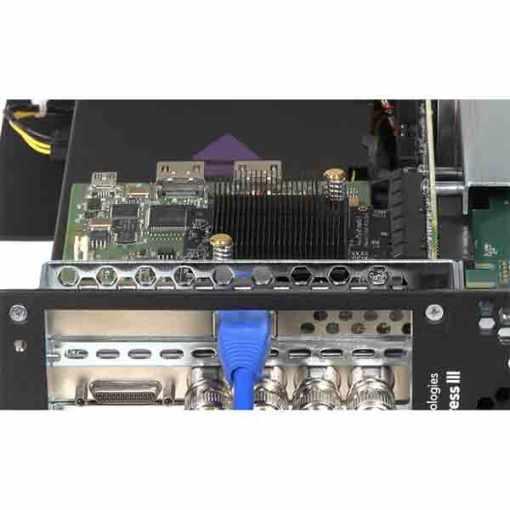 CARTE ADAPTATEUR SOLO PRESTO 10GBASE-T SONNET G10E-1X-E3