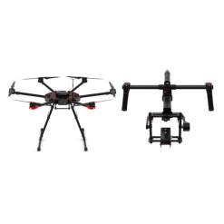 DRONE DJI MATRICE 600 + RONIN-MX