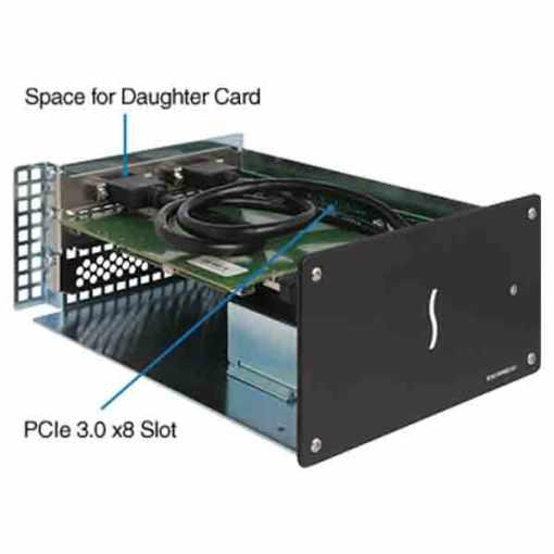 Sonnet ECHO Express SE I TB3 PCIE 1 slot - Châssis d'extension