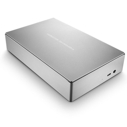 LaCie 6 To Porche Design Desktop Drive USB 3.1 - Disque Dur Externe