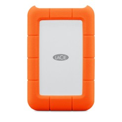 DISQUE DUR 2 TO LACIE USB-C RUGGED