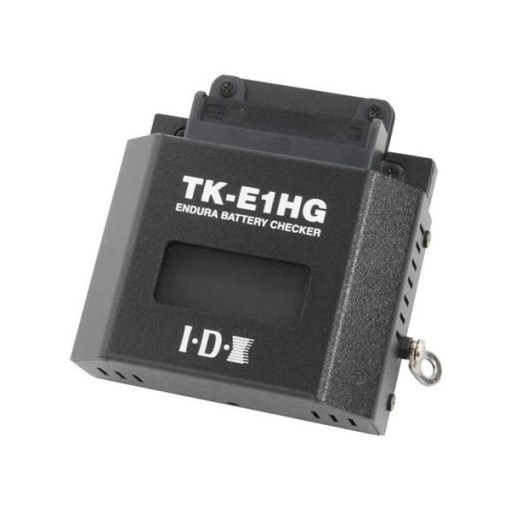 IDX TK-E1HG - Testeur de Batteries V-Mount